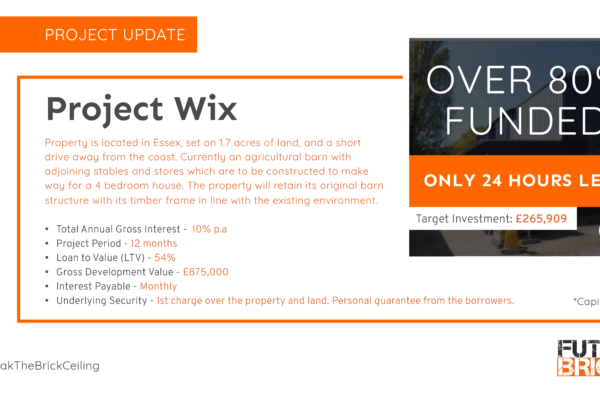 2020.07.21 Wix Road Project Update v0.1